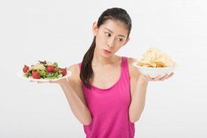 ダイエットに最適な食事とは?