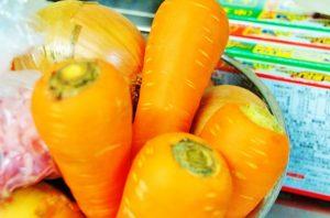 ヘルシーな野菜でカロリーダウン