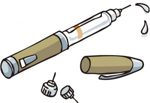 医療だけでなく美容でも使用される注射器