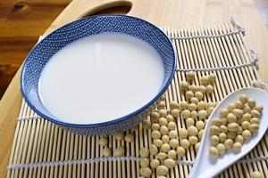たんぱく質も豊富な豆乳