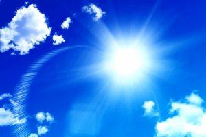 太陽・日差し