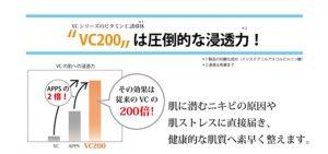 VCスターターセットの最新型ビタミンC誘導体