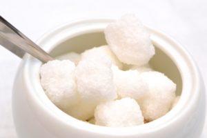 砂糖及び甘味類のイメージ